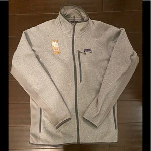 Men's Patagonia Better Sweater Slim Fit Jacket L